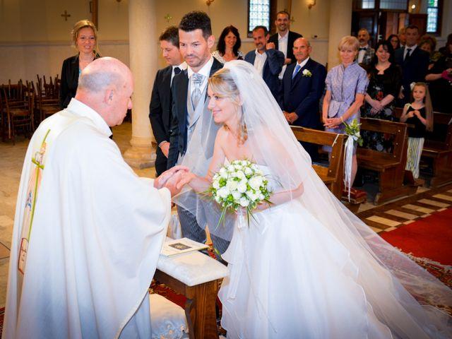 Il matrimonio di Giulia e Thomas a Vicenza, Vicenza 16