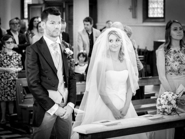 Il matrimonio di Giulia e Thomas a Vicenza, Vicenza 17