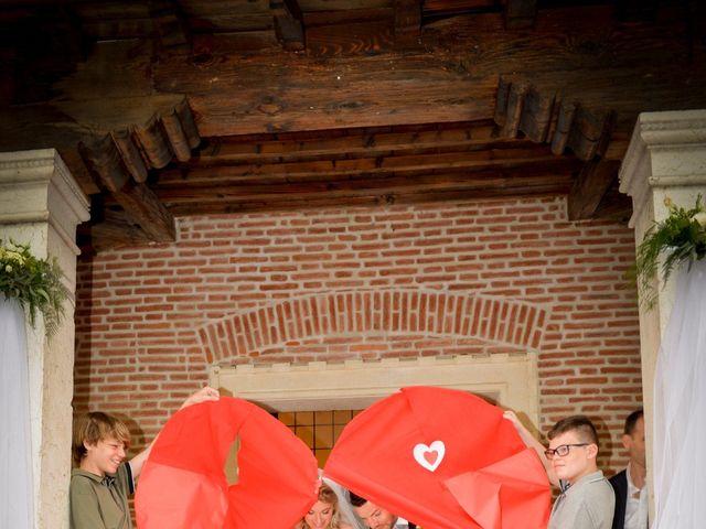 Il matrimonio di Giulia e Thomas a Vicenza, Vicenza 25
