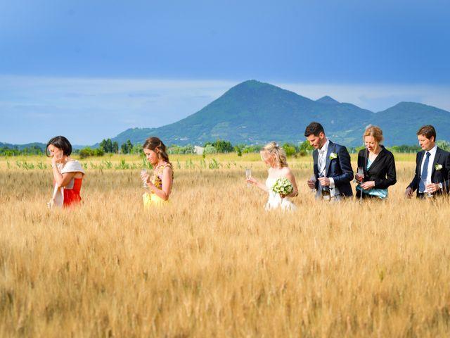 Il matrimonio di Giulia e Thomas a Vicenza, Vicenza 32