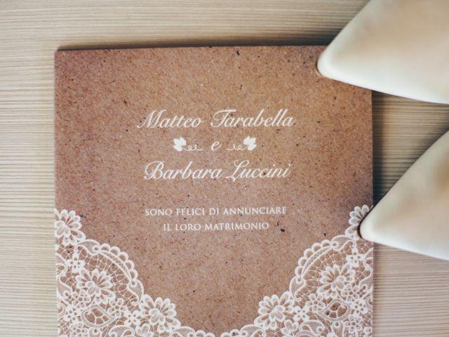Il matrimonio di Matteo e Barbara a Massa, Massa Carrara 1
