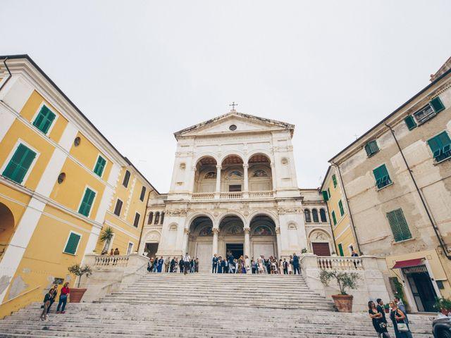 Il matrimonio di Matteo e Barbara a Massa, Massa Carrara 6