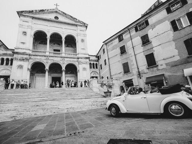 Il matrimonio di Matteo e Barbara a Massa, Massa Carrara 7