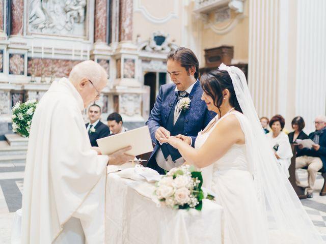 Il matrimonio di Matteo e Barbara a Massa, Massa Carrara 13