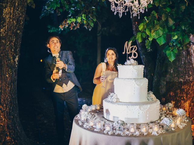 Il matrimonio di Matteo e Barbara a Massa, Massa Carrara 39