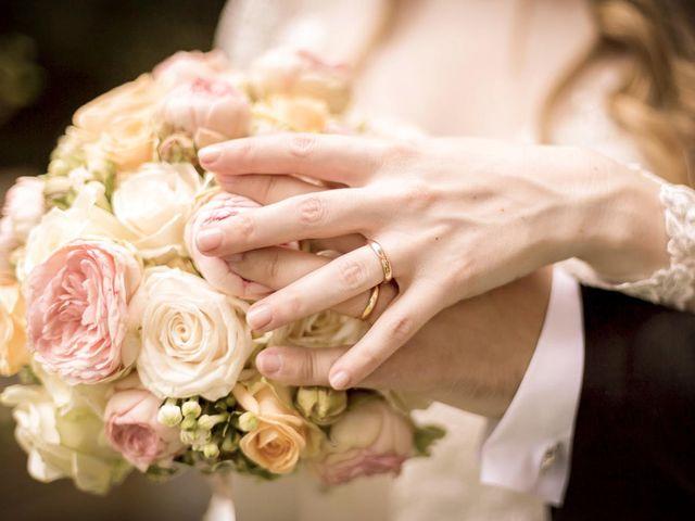 Il matrimonio di Roberto e Dea a Lesmo, Monza e Brianza 1