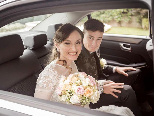 Il matrimonio di Roberto e Dea a Lesmo, Monza e Brianza 16