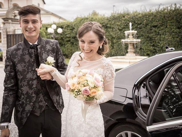 Il matrimonio di Roberto e Dea a Lesmo, Monza e Brianza 17