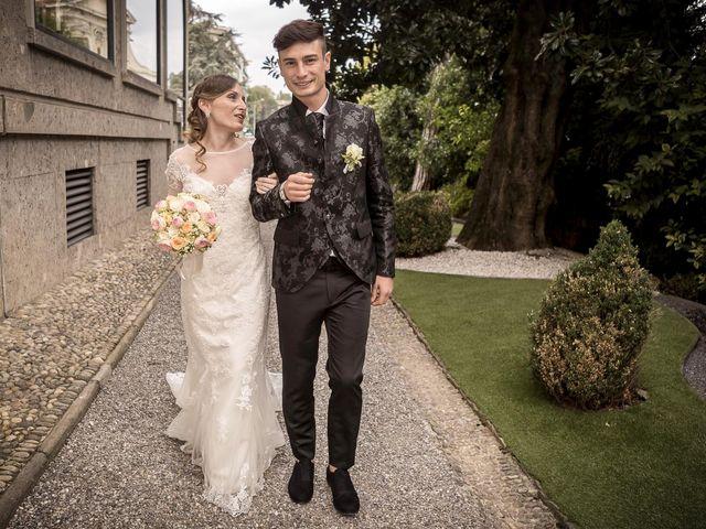 Il matrimonio di Roberto e Dea a Lesmo, Monza e Brianza 18