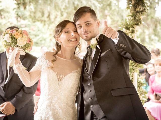 Il matrimonio di Roberto e Dea a Lesmo, Monza e Brianza 21