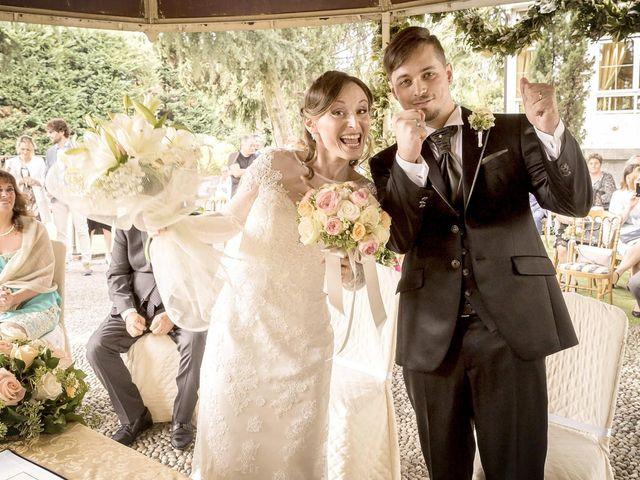 Il matrimonio di Roberto e Dea a Lesmo, Monza e Brianza 31