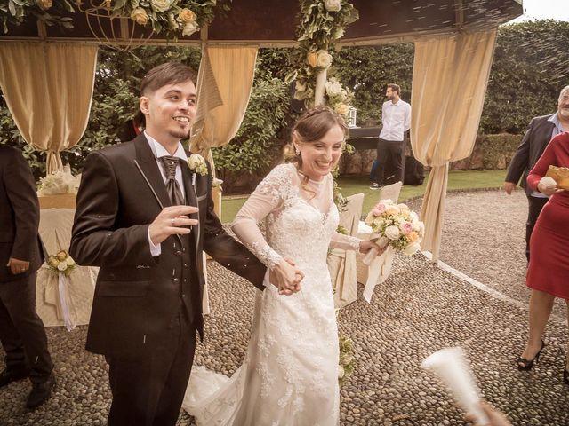 Il matrimonio di Roberto e Dea a Lesmo, Monza e Brianza 32