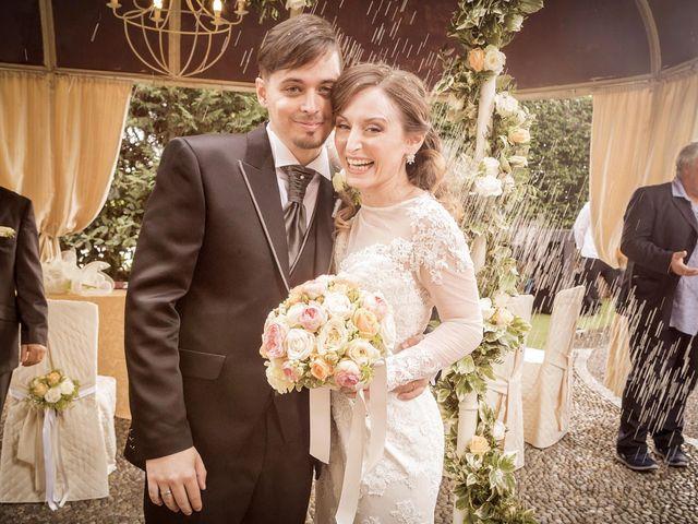 Il matrimonio di Roberto e Dea a Lesmo, Monza e Brianza 33