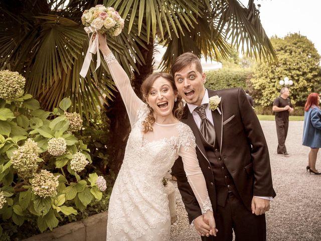 le nozze di Dea e Roberto