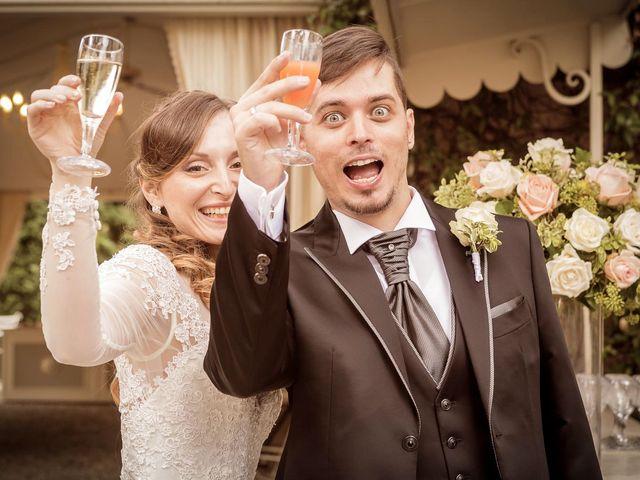 Il matrimonio di Roberto e Dea a Lesmo, Monza e Brianza 34