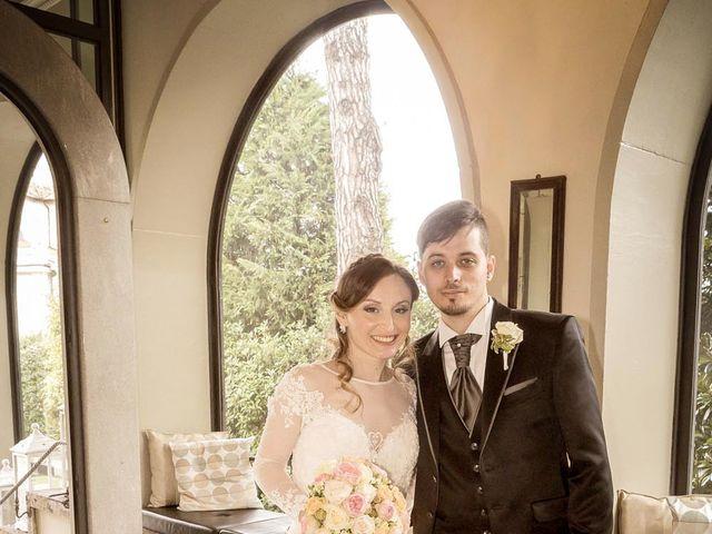 Il matrimonio di Roberto e Dea a Lesmo, Monza e Brianza 35