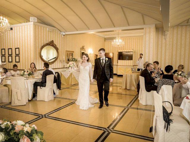 Il matrimonio di Roberto e Dea a Lesmo, Monza e Brianza 36