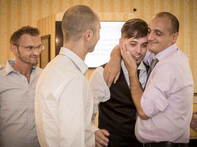 Il matrimonio di Roberto e Dea a Lesmo, Monza e Brianza 38