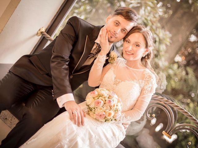 Il matrimonio di Roberto e Dea a Lesmo, Monza e Brianza 48