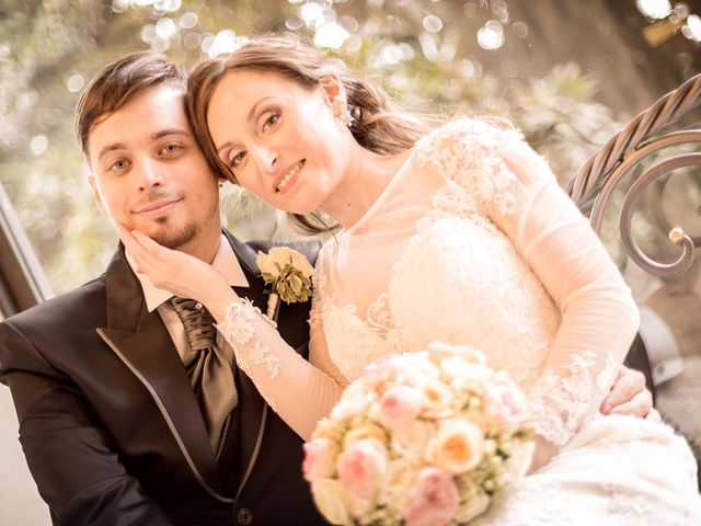 Il matrimonio di Roberto e Dea a Lesmo, Monza e Brianza 49