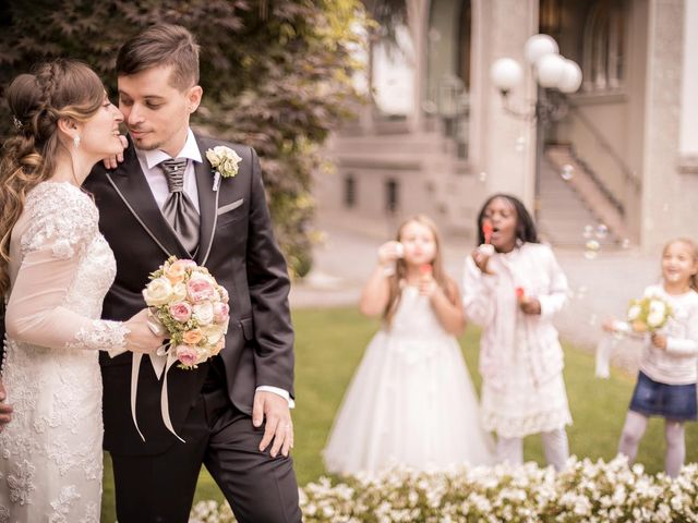 Il matrimonio di Roberto e Dea a Lesmo, Monza e Brianza 53