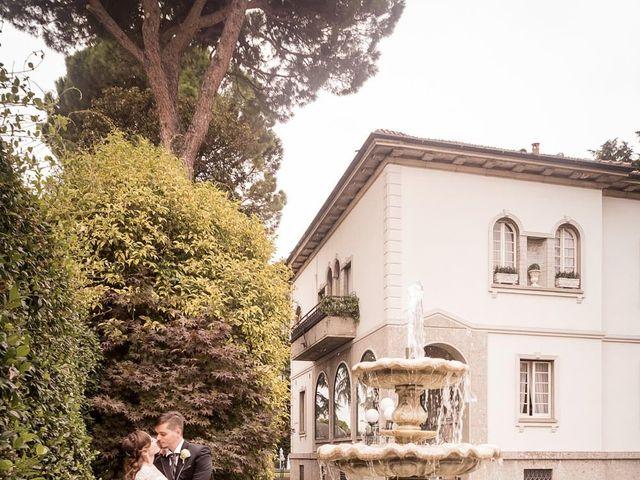 Il matrimonio di Roberto e Dea a Lesmo, Monza e Brianza 54
