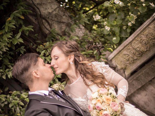 Il matrimonio di Roberto e Dea a Lesmo, Monza e Brianza 59
