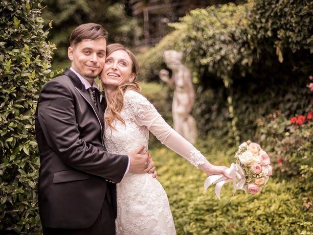 Il matrimonio di Roberto e Dea a Lesmo, Monza e Brianza 73