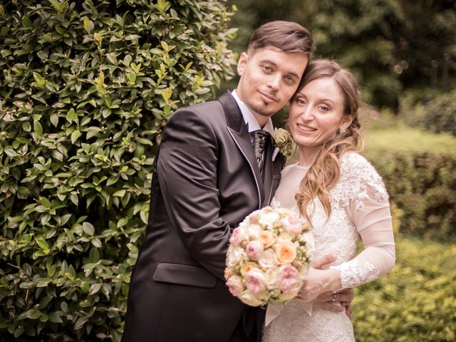 Il matrimonio di Roberto e Dea a Lesmo, Monza e Brianza 75