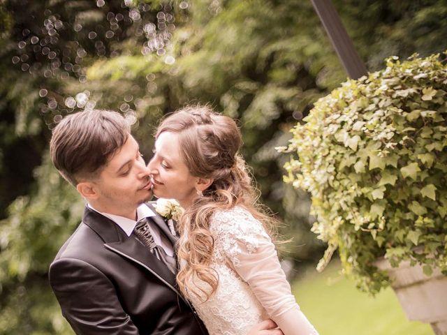 Il matrimonio di Roberto e Dea a Lesmo, Monza e Brianza 86