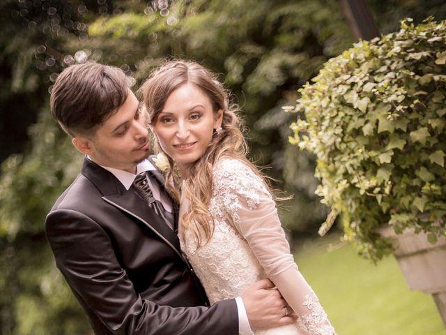 Il matrimonio di Roberto e Dea a Lesmo, Monza e Brianza 87