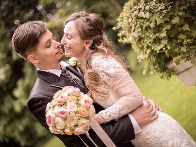 Il matrimonio di Roberto e Dea a Lesmo, Monza e Brianza 88