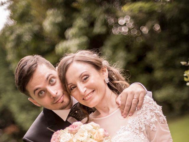 Il matrimonio di Roberto e Dea a Lesmo, Monza e Brianza 89