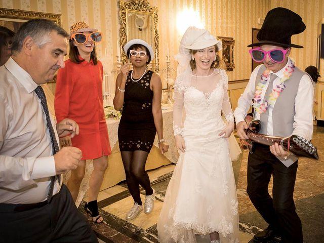 Il matrimonio di Roberto e Dea a Lesmo, Monza e Brianza 93