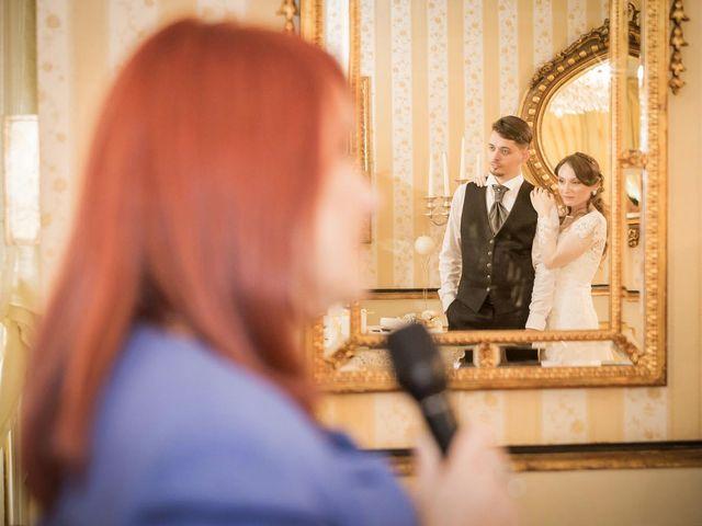 Il matrimonio di Roberto e Dea a Lesmo, Monza e Brianza 96
