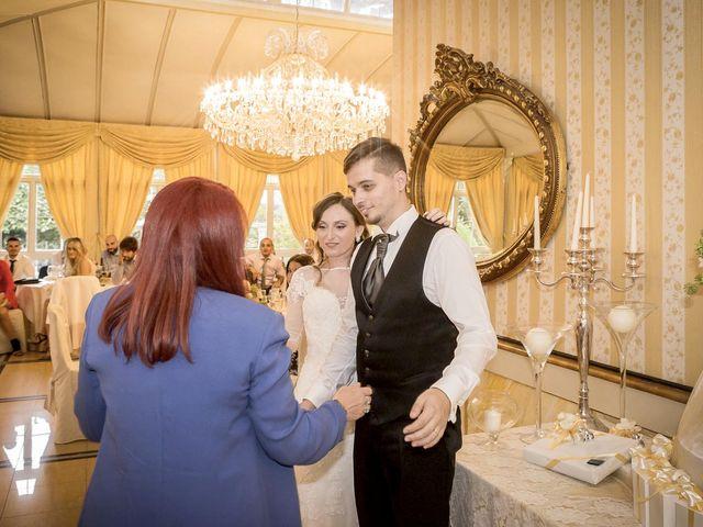 Il matrimonio di Roberto e Dea a Lesmo, Monza e Brianza 97