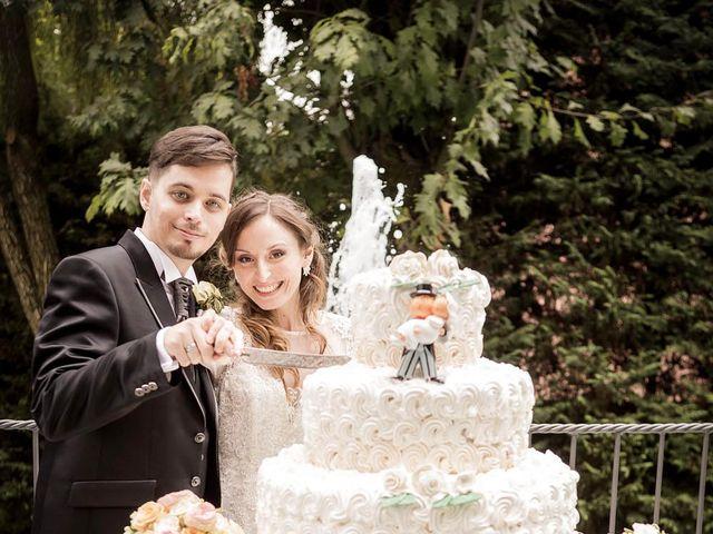 Il matrimonio di Roberto e Dea a Lesmo, Monza e Brianza 101