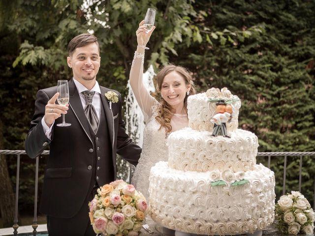 Il matrimonio di Roberto e Dea a Lesmo, Monza e Brianza 102