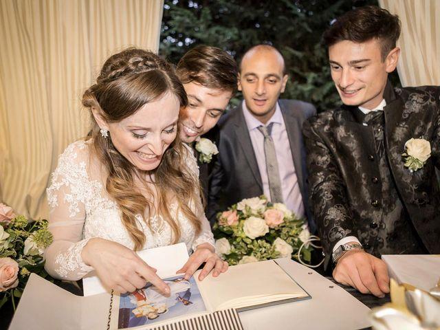 Il matrimonio di Roberto e Dea a Lesmo, Monza e Brianza 104