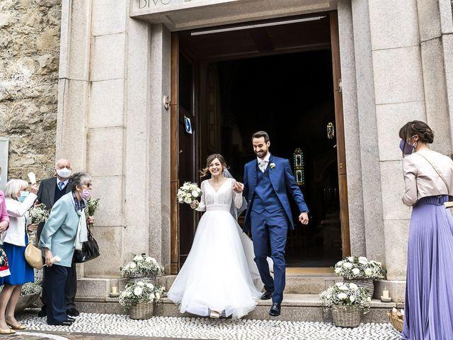 Il matrimonio di Giulio e Paola a Ballabio, Lecco 15
