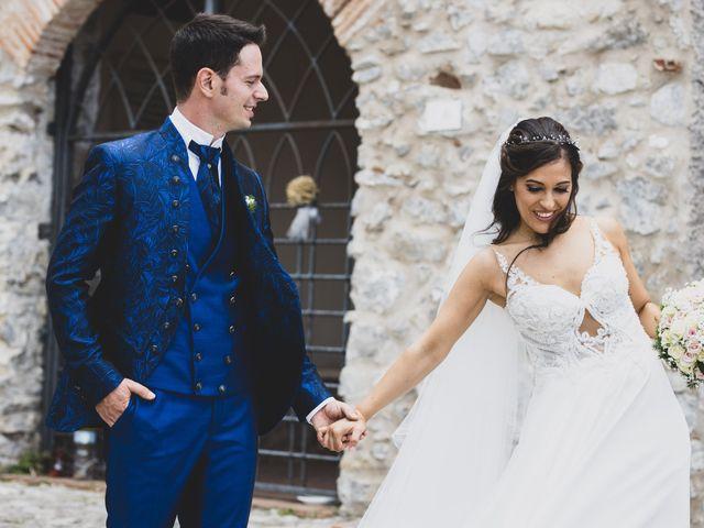 Le nozze di Teresa e Rosario