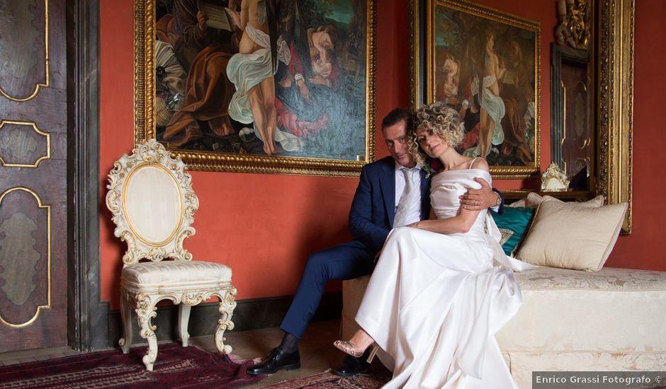 Il matrimonio di Matteo e Cecilia a Piacenza, Piacenza