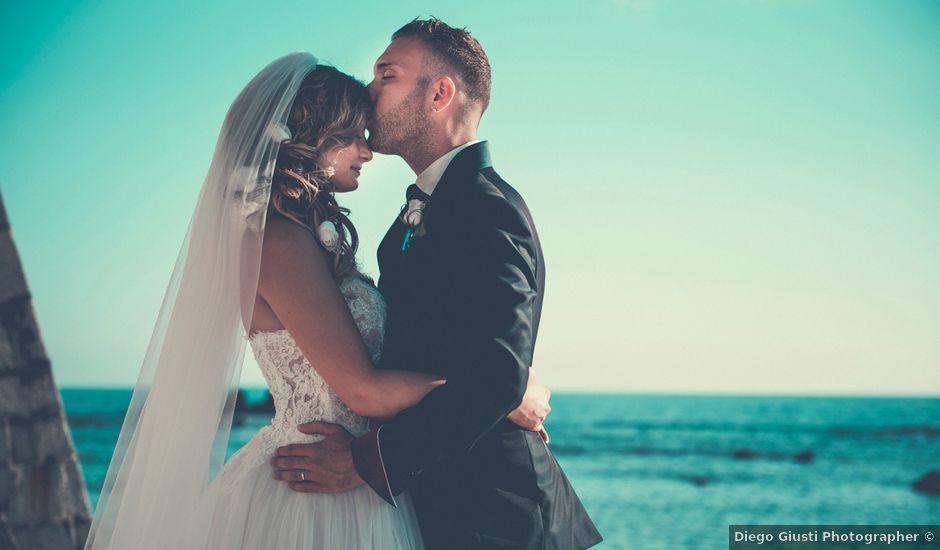 Il matrimonio di Ambra e Simone a Pisa, Pisa