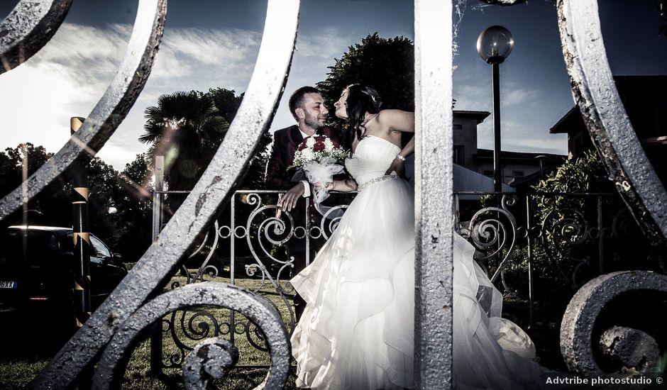 Il matrimonio di Maurizio e Daniela a Cassano d'Adda, Milano