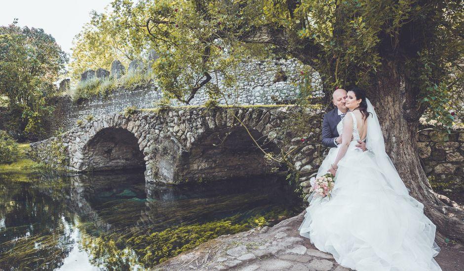Il matrimonio di Alessandro e Alessia a Sermoneta, Latina