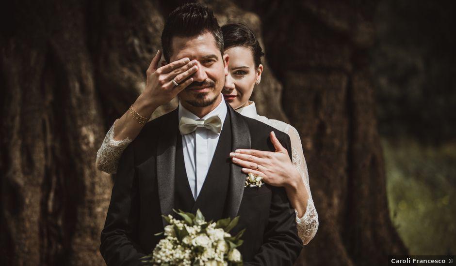 Il matrimonio di Vito e Serena a Ostuni, Brindisi