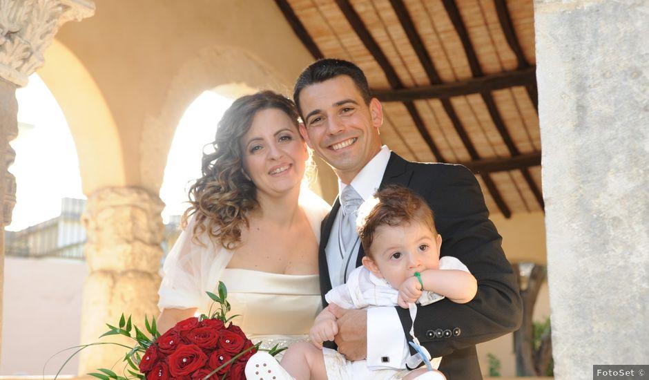 Il matrimonio di Annalisa e Alessio a Pula, Cagliari