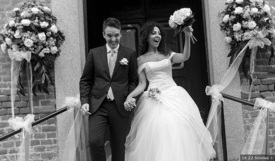 Il matrimonio di Alessandro e Giorgia a Valenza, Alessandria