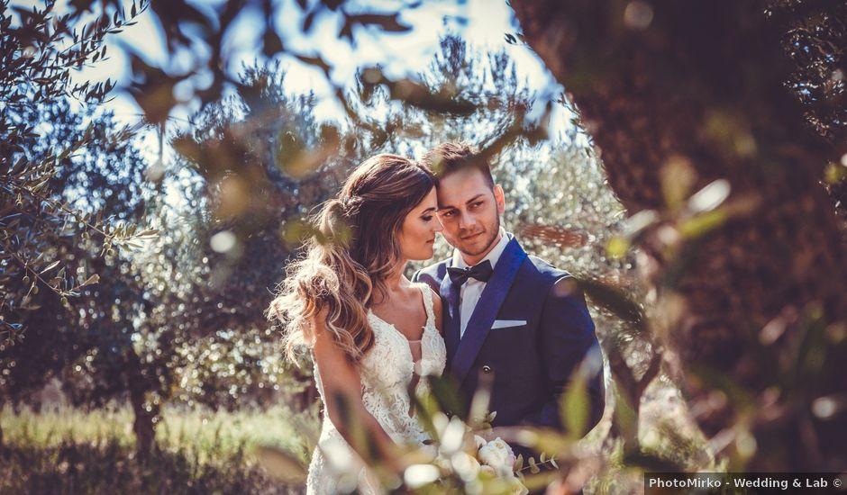 Il matrimonio di Giuseppe e Sara a Gravina in Puglia, Bari