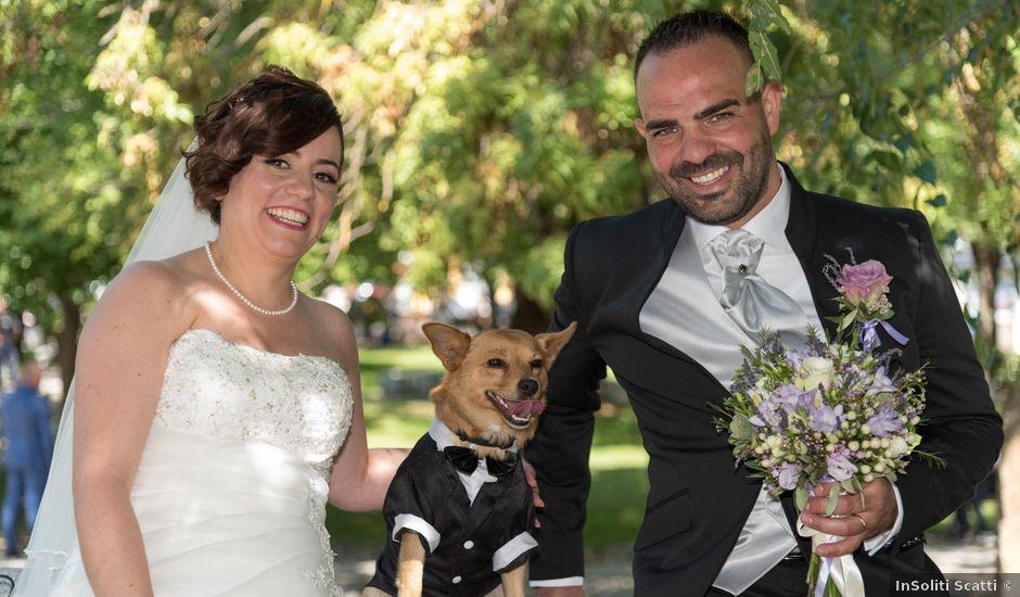 Il matrimonio di Gianni e Sabrina a Perdasdefogu, Nuoro